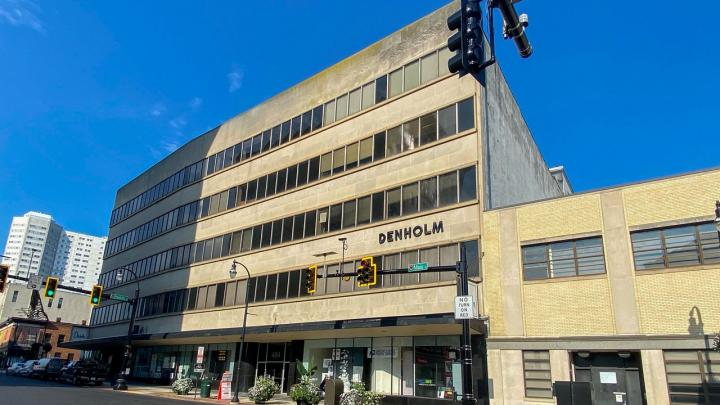 WRA considering acquisition of Denholm building in downtown Worcester